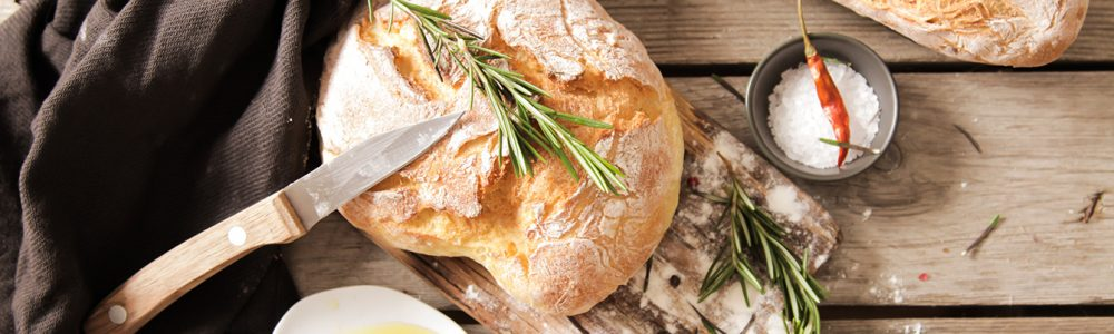 4 retete gustoase de paine
