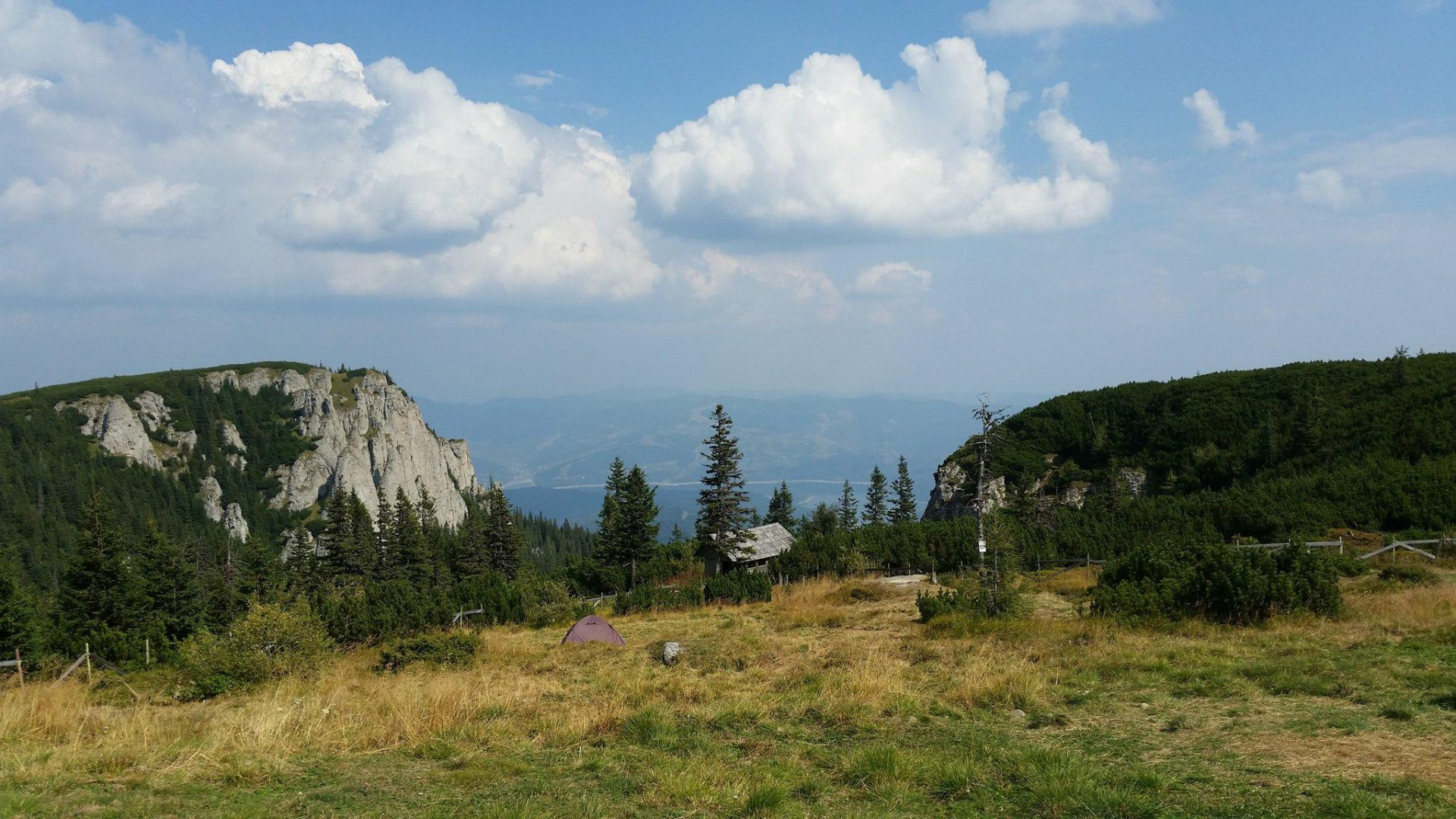 trasee montane din Carpatii Orientali