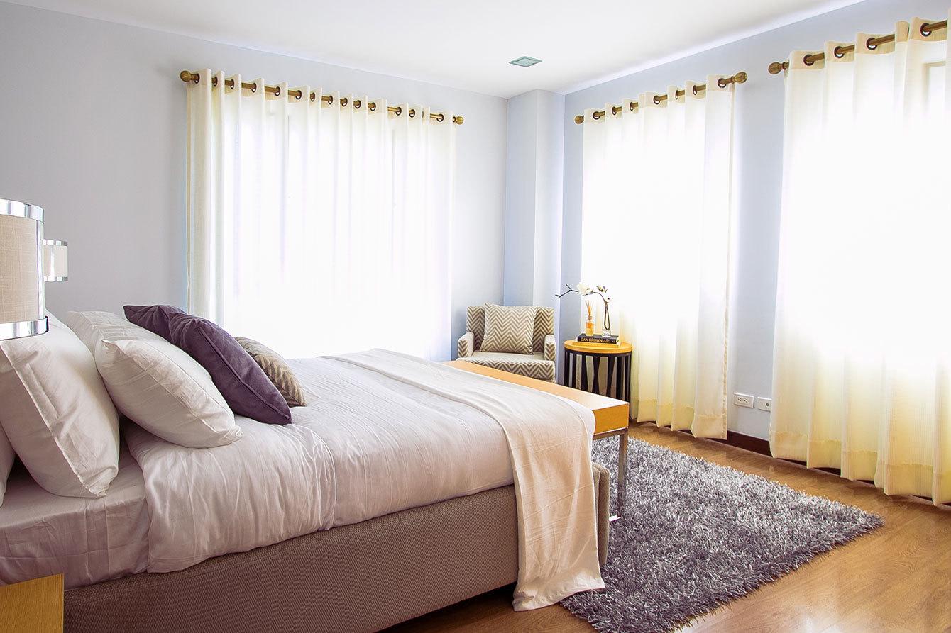 curatanie de primavara in dormitor