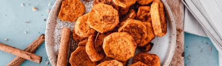 5 retete inedite cu cartofi dulci