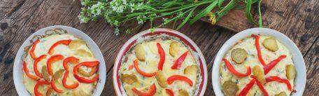 Cele mai gustoase retete de salata de boeuf