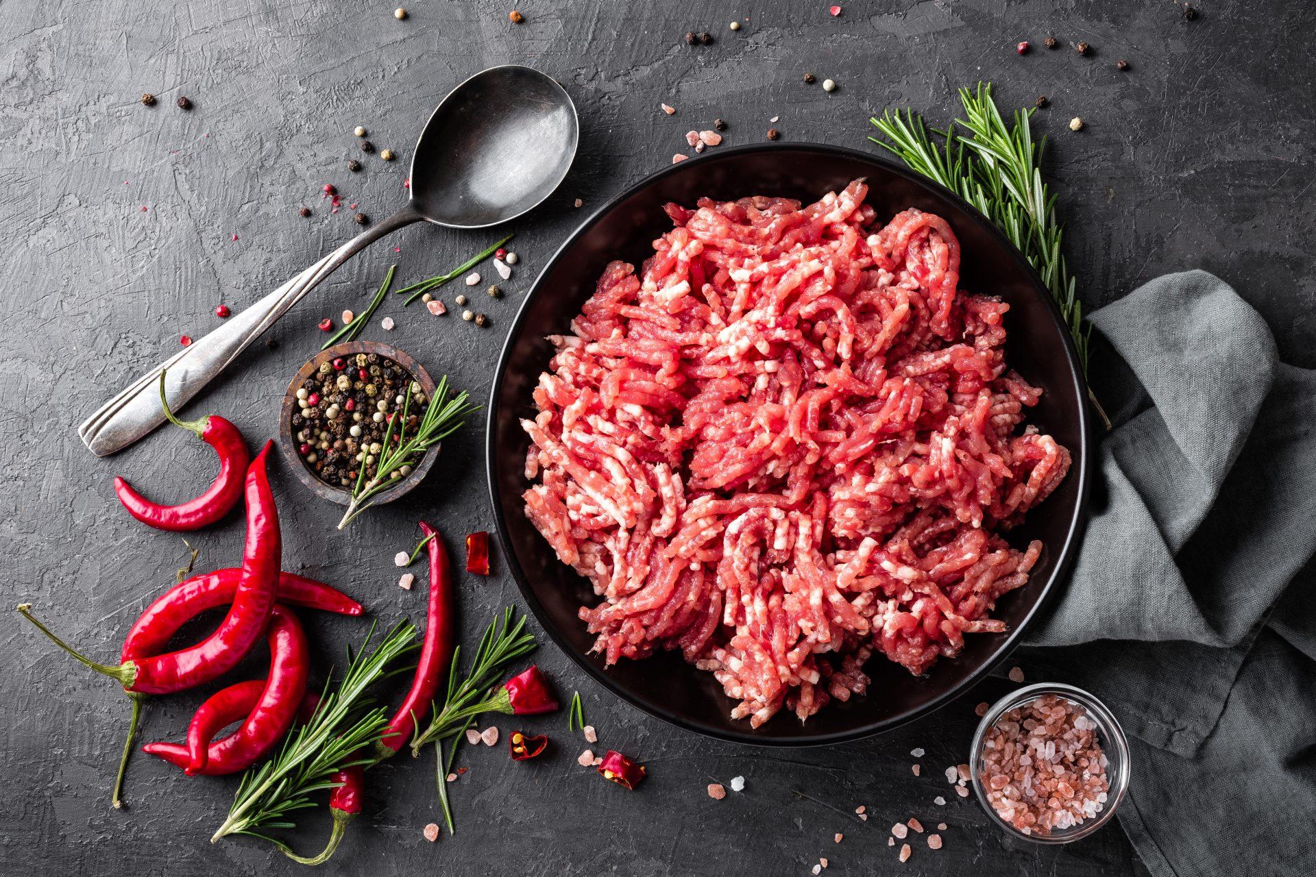 cum prepari carnea tocata
