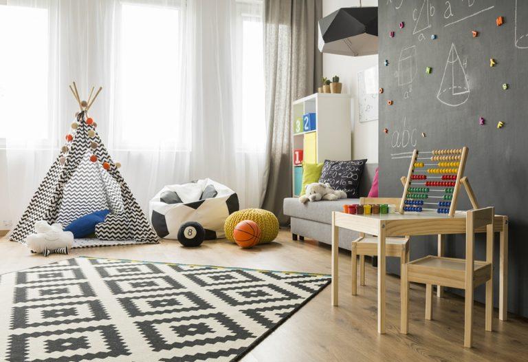 Idei pentru camera copilului