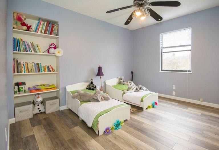camera copilului in prima etapa de viata