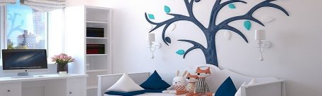 Amenajarea camerei copiilor – cum alegi mobila in functie de varsta acestora