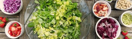 5 retete de vara cu fructe si legume