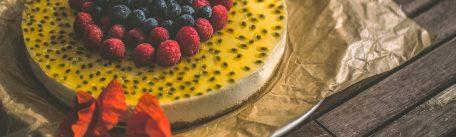 Cheesecake fara coacere – retete usoare si rapide