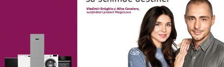 Am lansat campania ♥️ Arctic printr-un parteneriat cu MagiCAMP