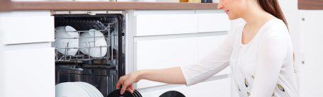 Cum te ajuta masina de spalat vase sa economisesti energie si timp