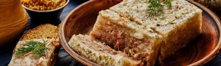 Retete de piftie pentru toate gusturile: cu carne de pui, porc, curcan sau peste ori vegetala