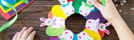 Idei pentru activitati de Paste in familie – cum sa petreci timp de calitate impreuna cu cei dragi