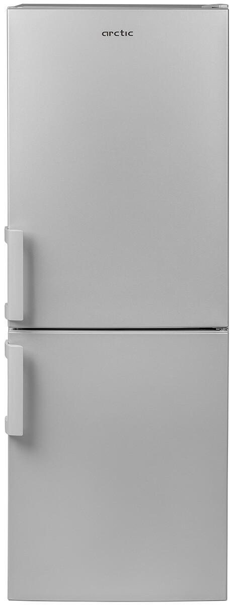 Combina frigorifica, Arctic, AK54240S+, 240 l, Clasa A+, H 152.5 cm, Arctic Silver