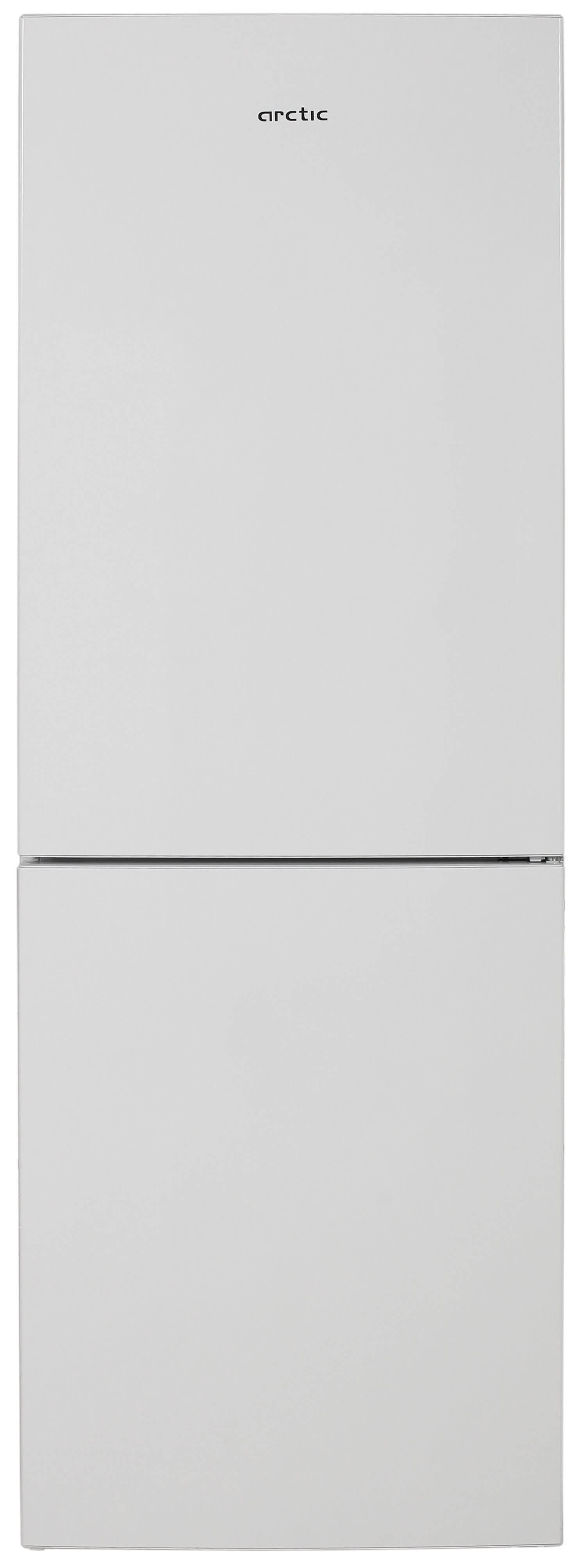 Combina frigorifica, Arctic, AK60340+, 340 l, Clasa A+, H 175,4 cm, Alb