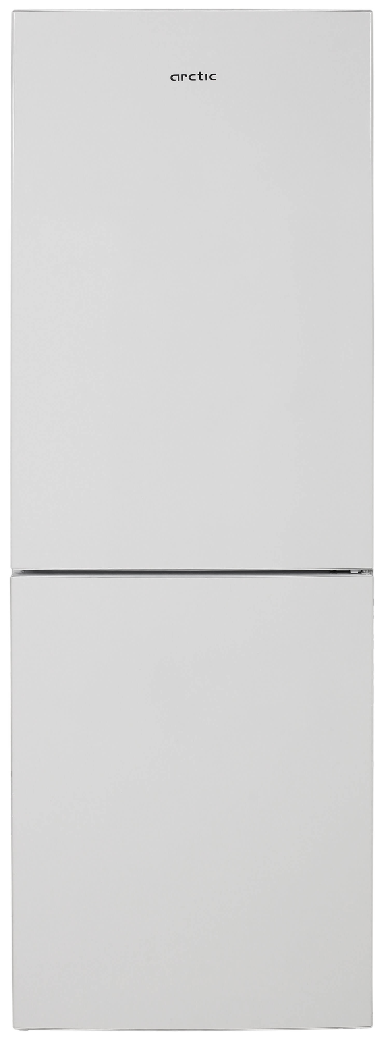 Combina frigorifica, Arctic, AK60365NF+, 365 l, Clasa A+, H 185,3 cm, Alb
