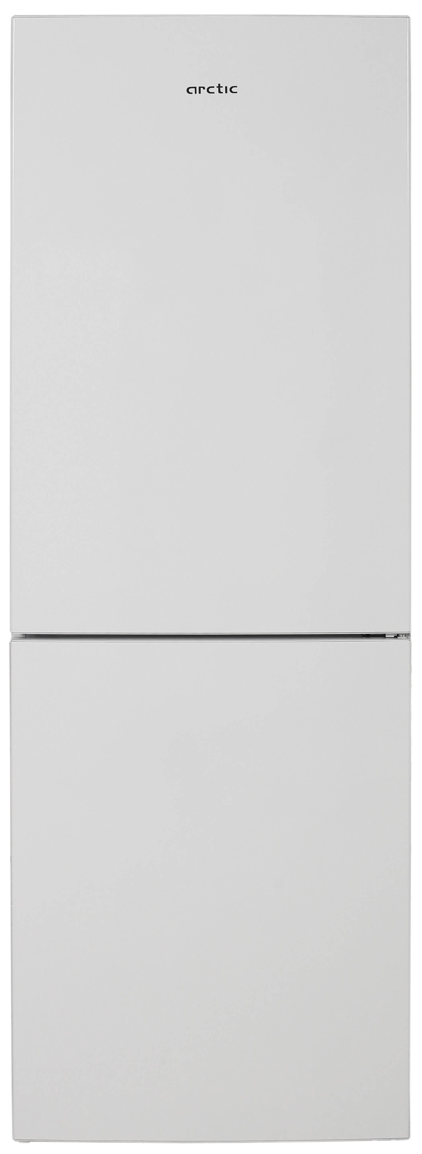 Combina frigorifica, Arctic, AK60400NF+, 400 l, Clasa A+, H 201 cm, Alb