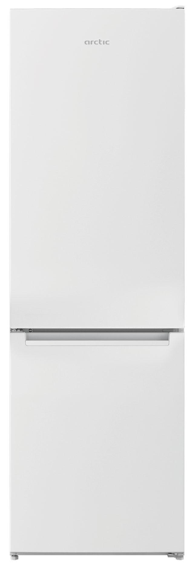 Combina frigorifica, Arctic, AK60406M40NFW, 362 l, Clasa E, H 202,5  cm, Alb
