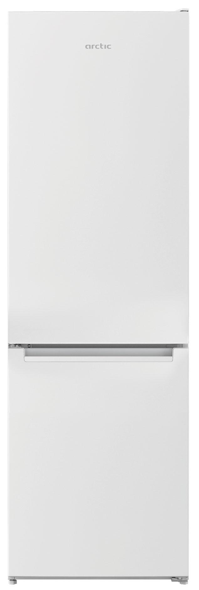 Combina frigorifica, Arctic, AK54305M30W, 291 l, Clasa F, H 181,3  cm, Alb