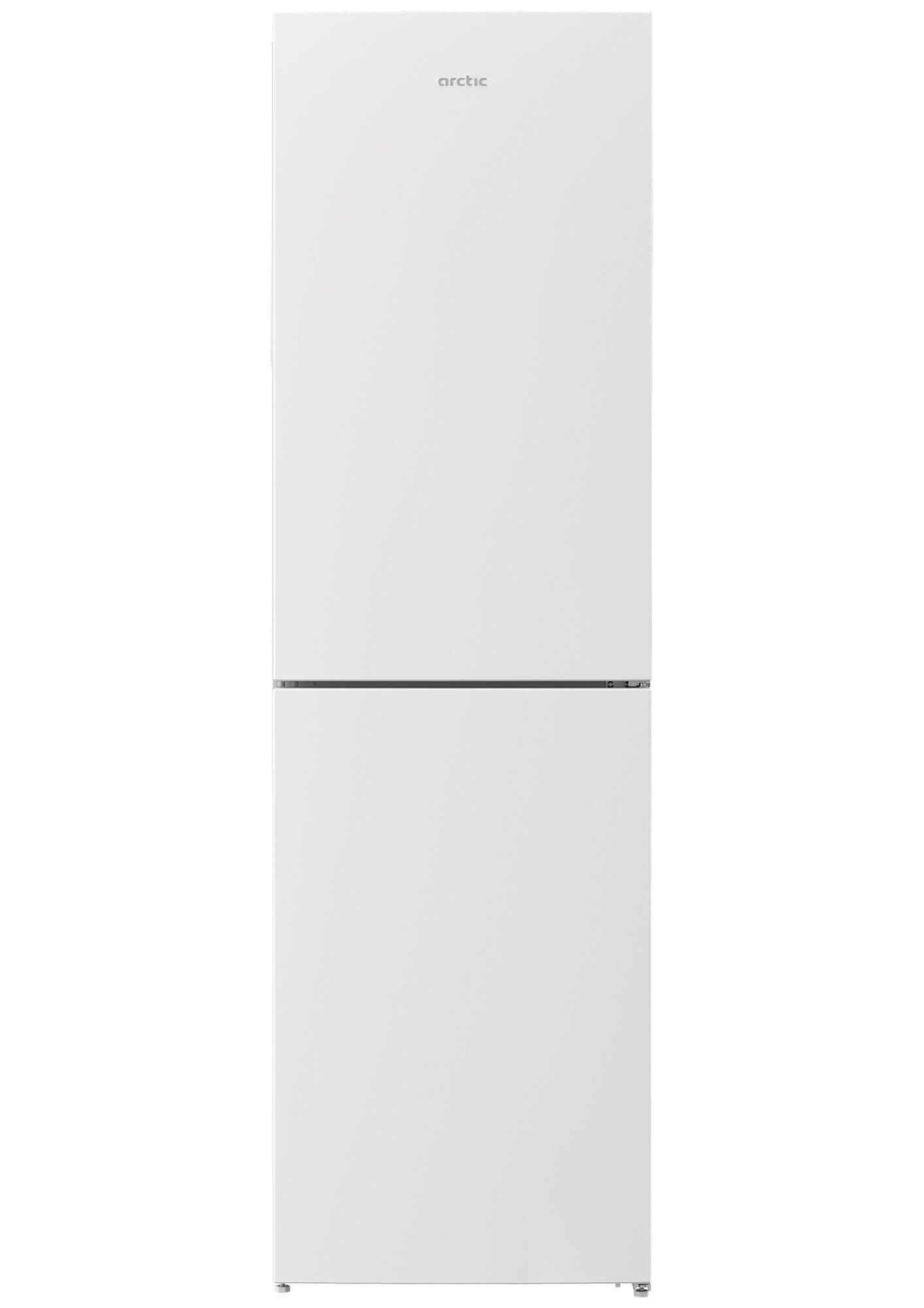 Combina frigorifica, Arctic, AK60350-4+, 350 l, Clasa A+, H 201 cm, Alb