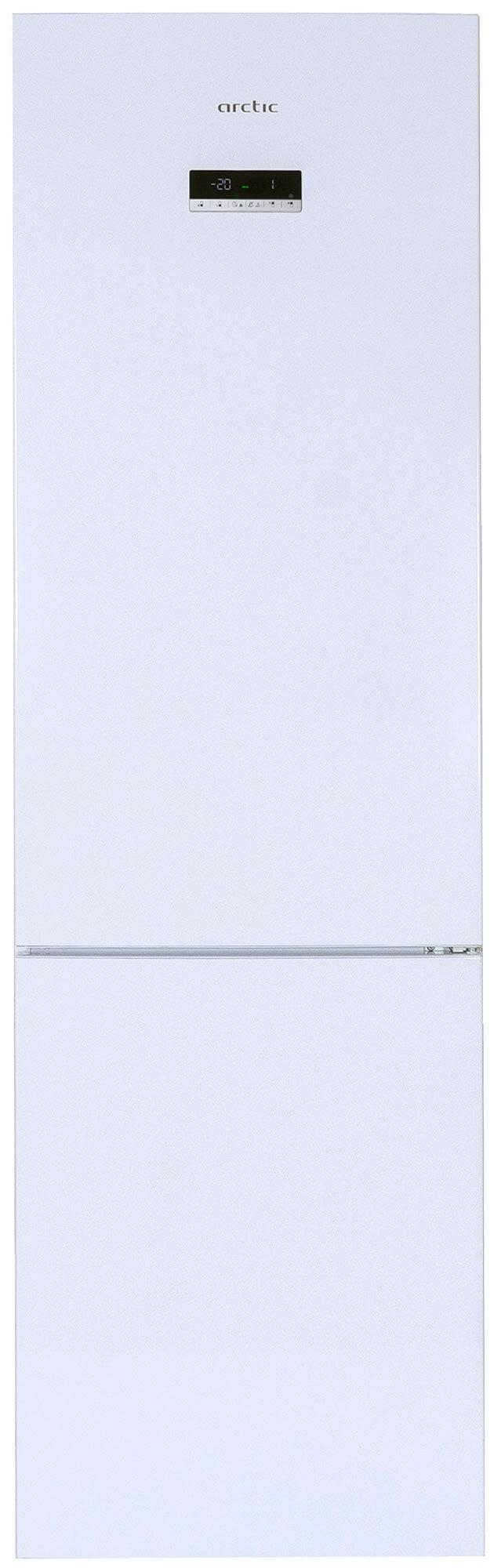 Combina frigorifica, Arctic, AK60355NFE+, 355 l, Clasa A+, H 201 cm, Alb