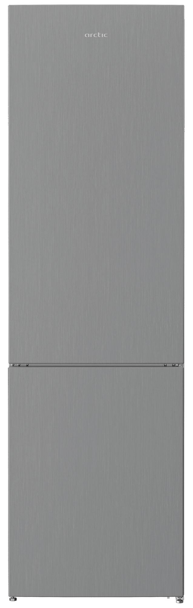 Combina frigorifica, Arctic, AK60360M30MT, 339 l, Clasa F, H 200,9 cm, Gri