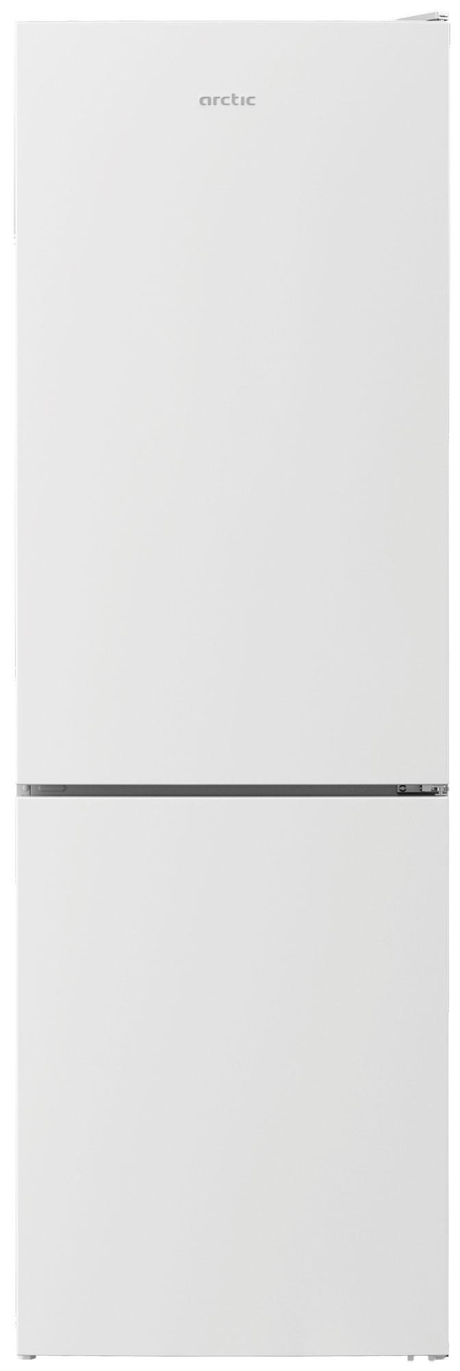 Combina frigorifica, Arctic, AK60366M40NF, 348 l, Clasa A++, H 185,2  cm, Alb