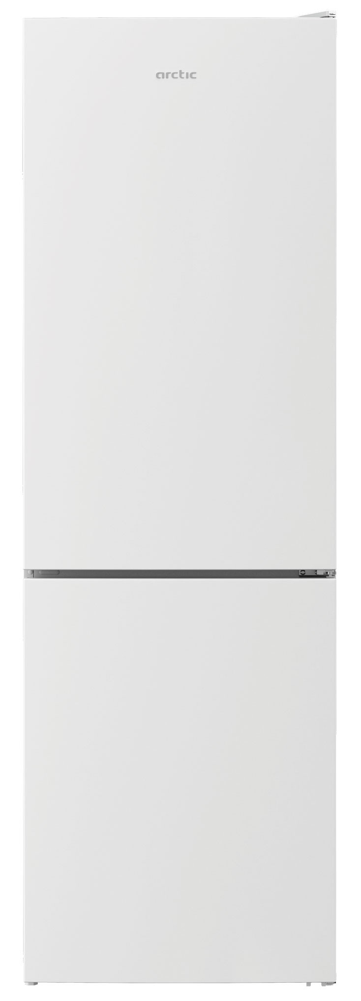 Combina frigorifica, Arctic, AK60366NF++, 2.4 kW, 366 l, Clasa A++, Alb, H 186  cm