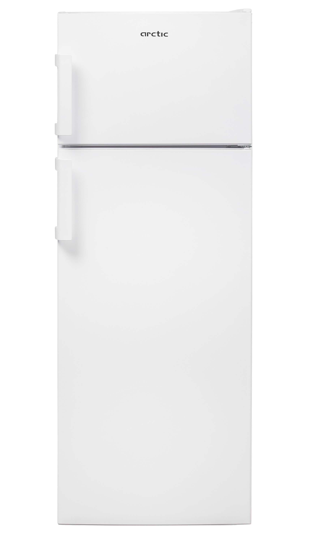 Frigider cu doua usi, Arctic, AD54240+, 240 l, Clasa A+, Arctic White, H 145,8 cm