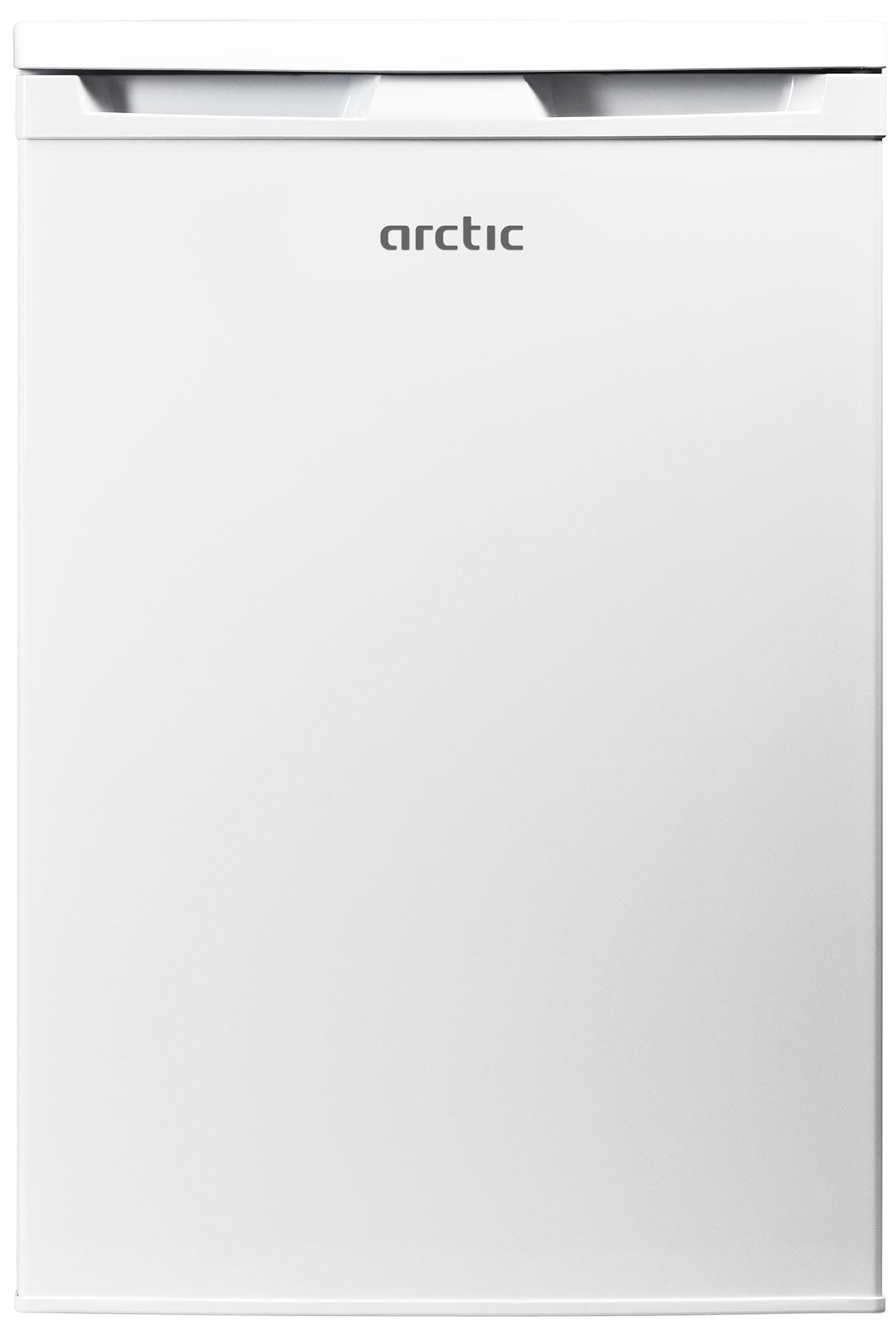 Frigider cu o usa, Arctic, AF125M40W, 120 l, Clasa E, H 84 cm, Alb