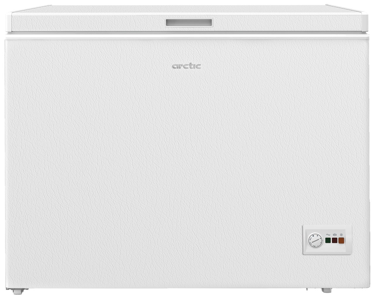 Lada frigorifica, Arctic, AO40P30, 360 l, Clasa F, Alb