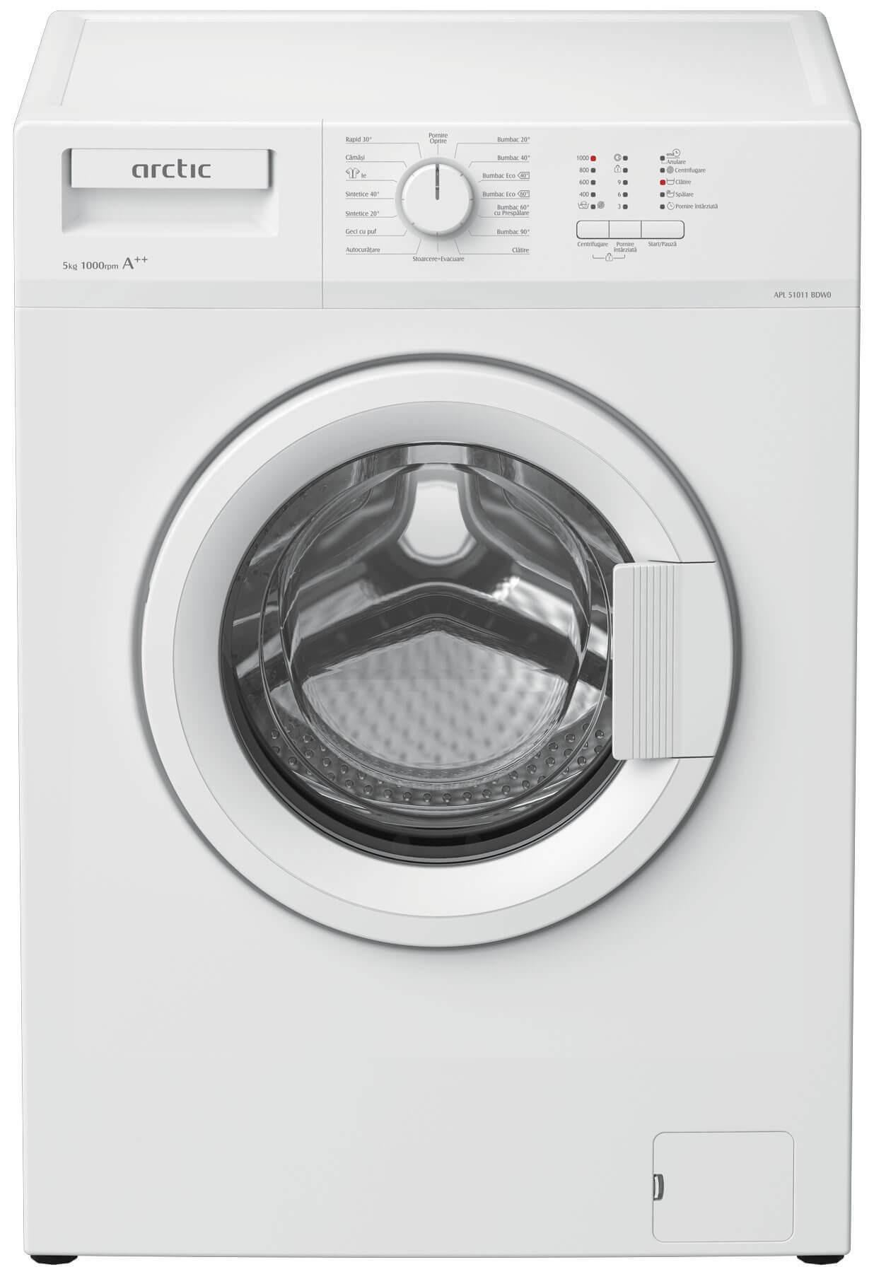Masina de spalat rufe APL51011BDW0