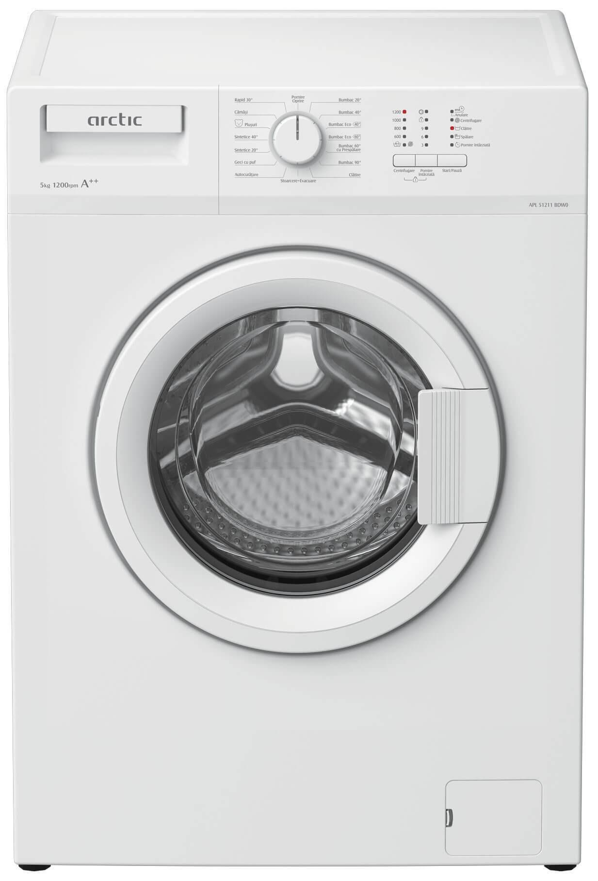 Masina de spalat rufe APL51211BDW0