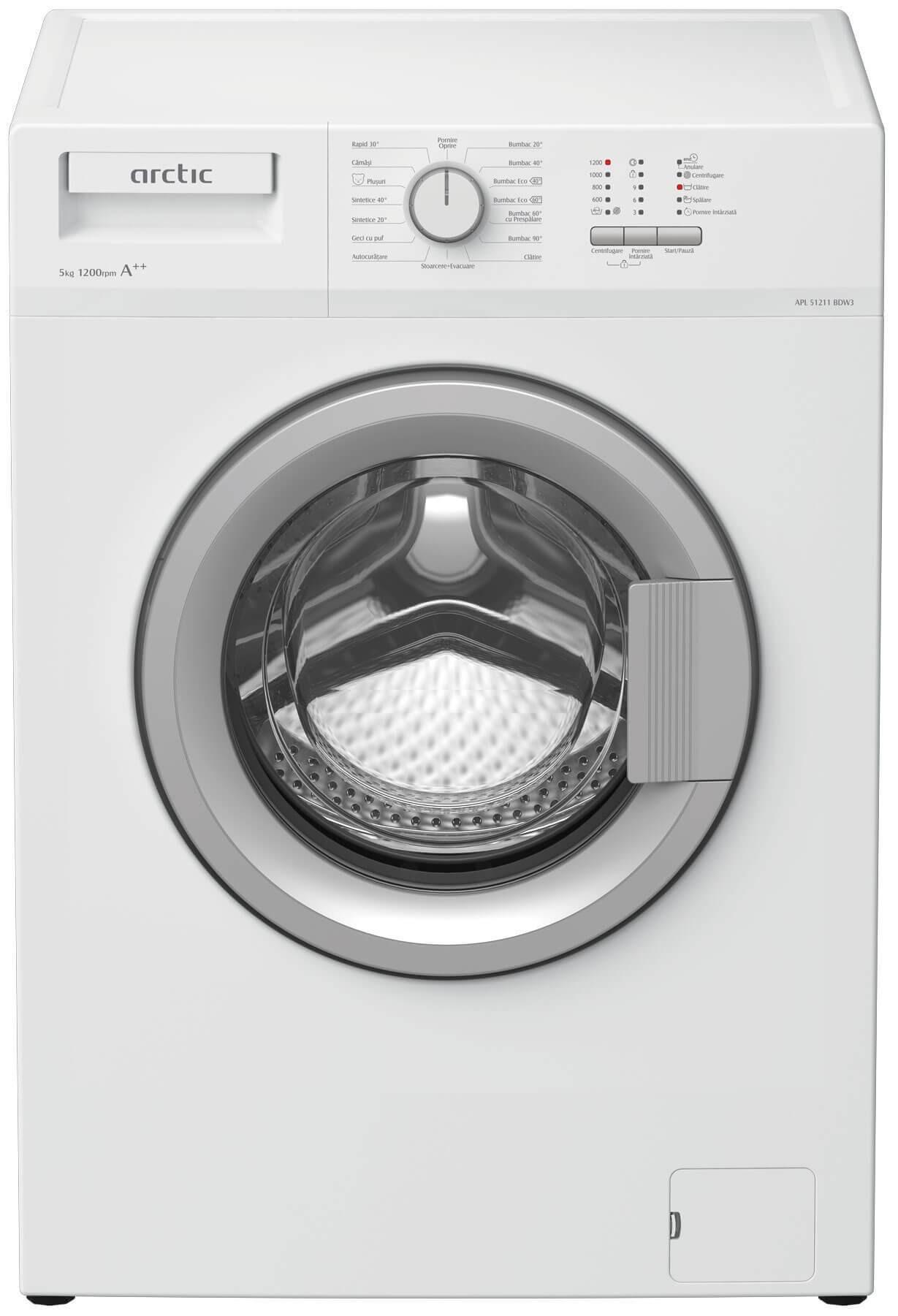 Masina de spalat rufe APL51211BDW3