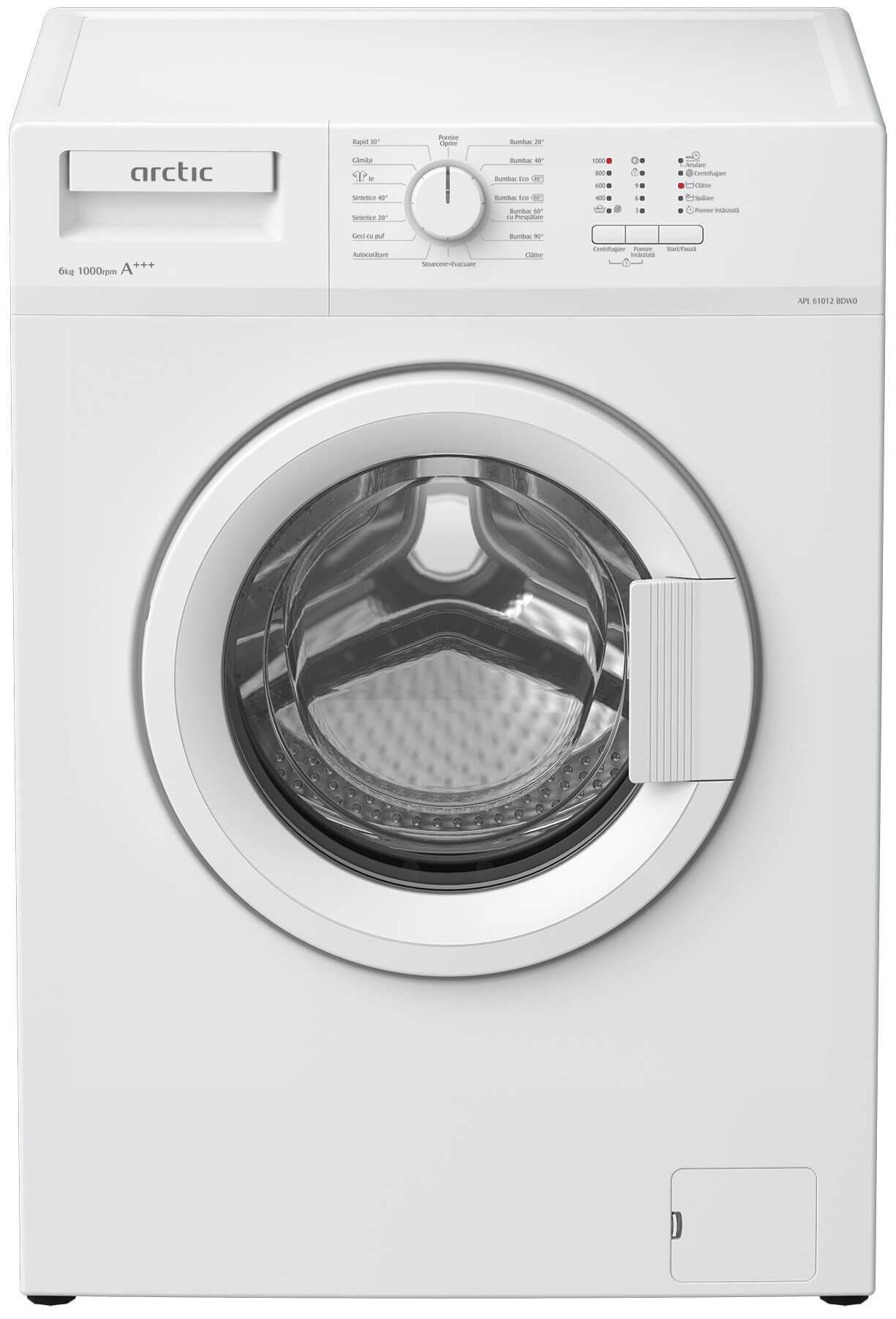 Masina de spalat rufe APL61012BDW0