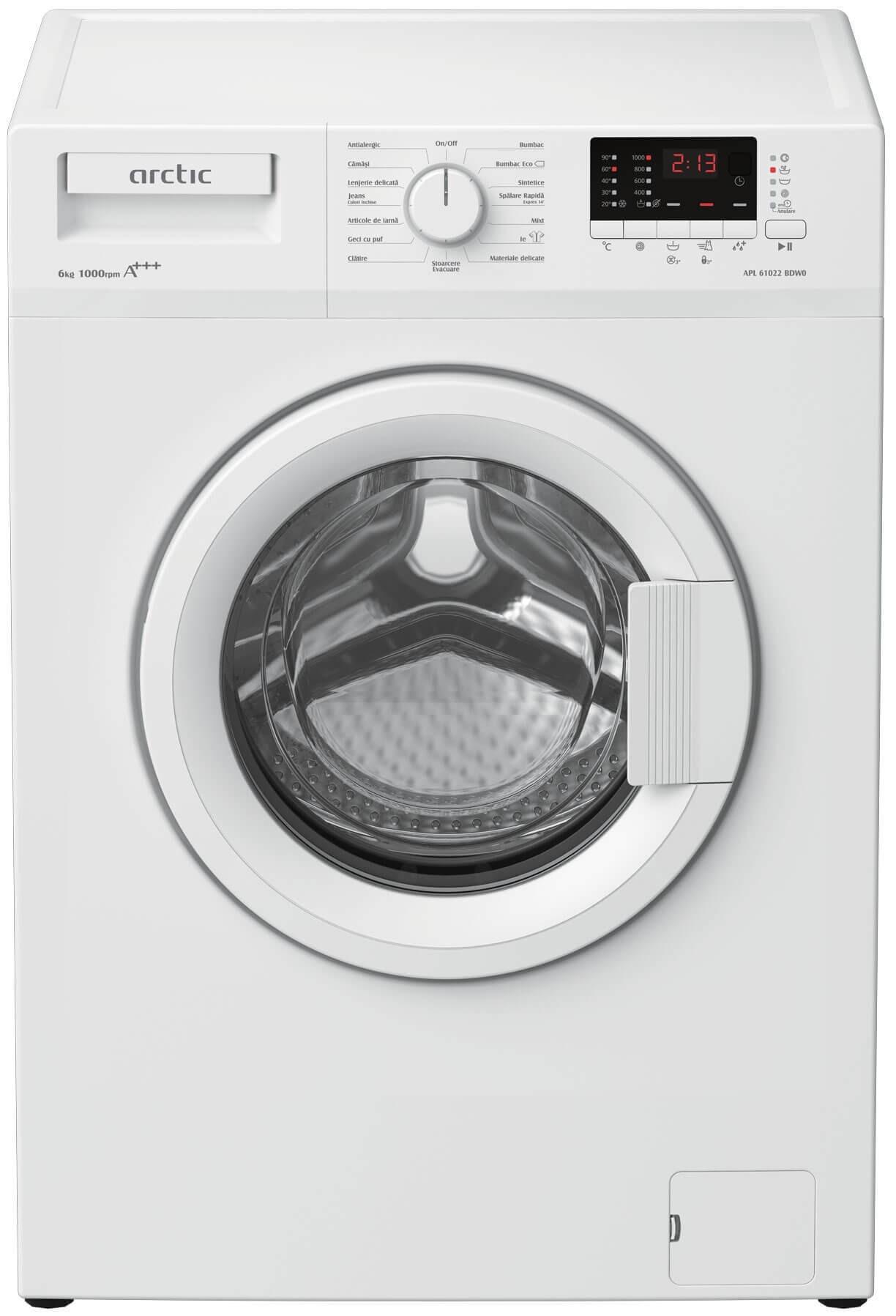 Masina de spalat rufe APL61022BDW0