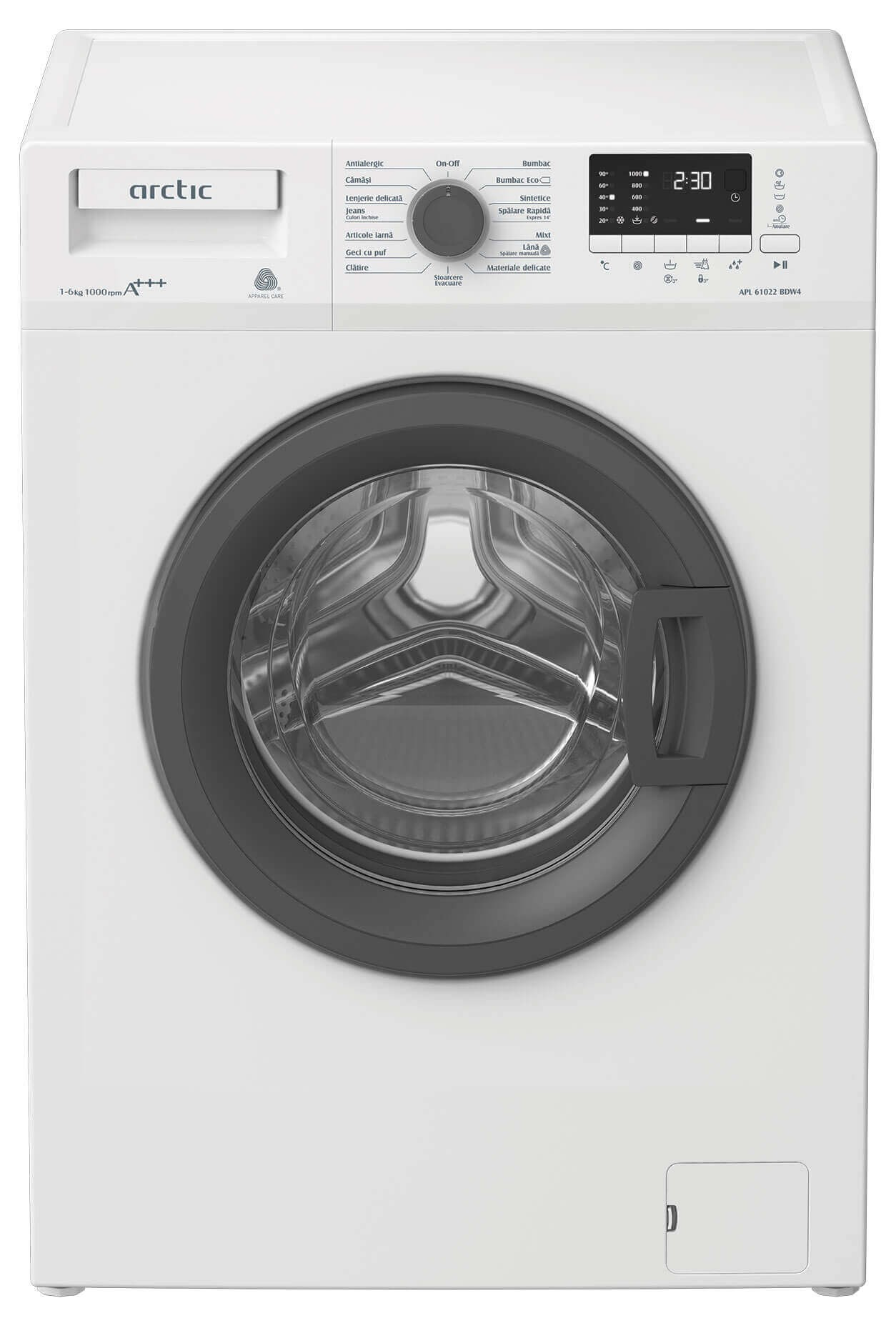 Masina de spalat rufe APL61022BDW4