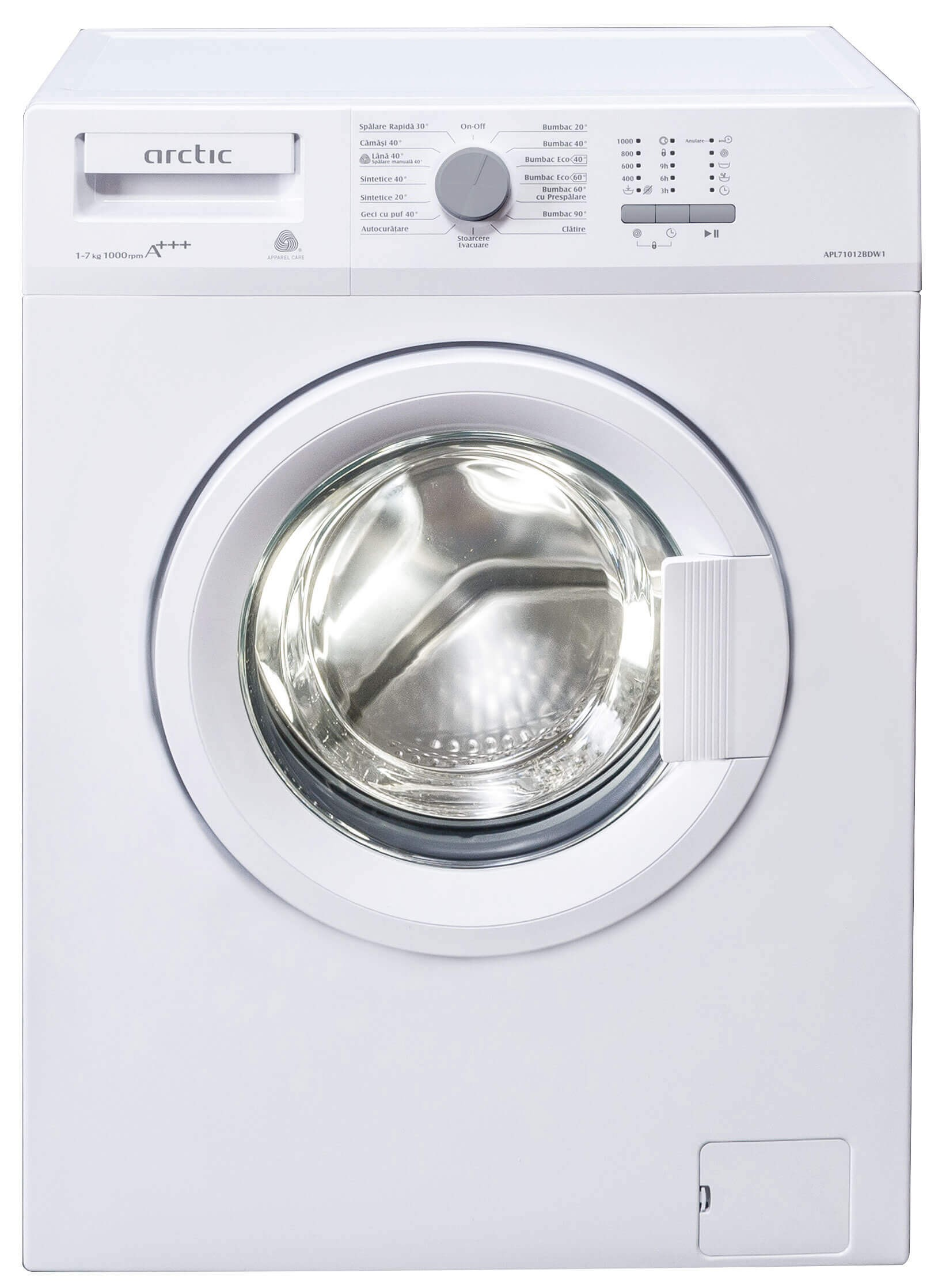 Masina de spalat rufe APL71012BDW1