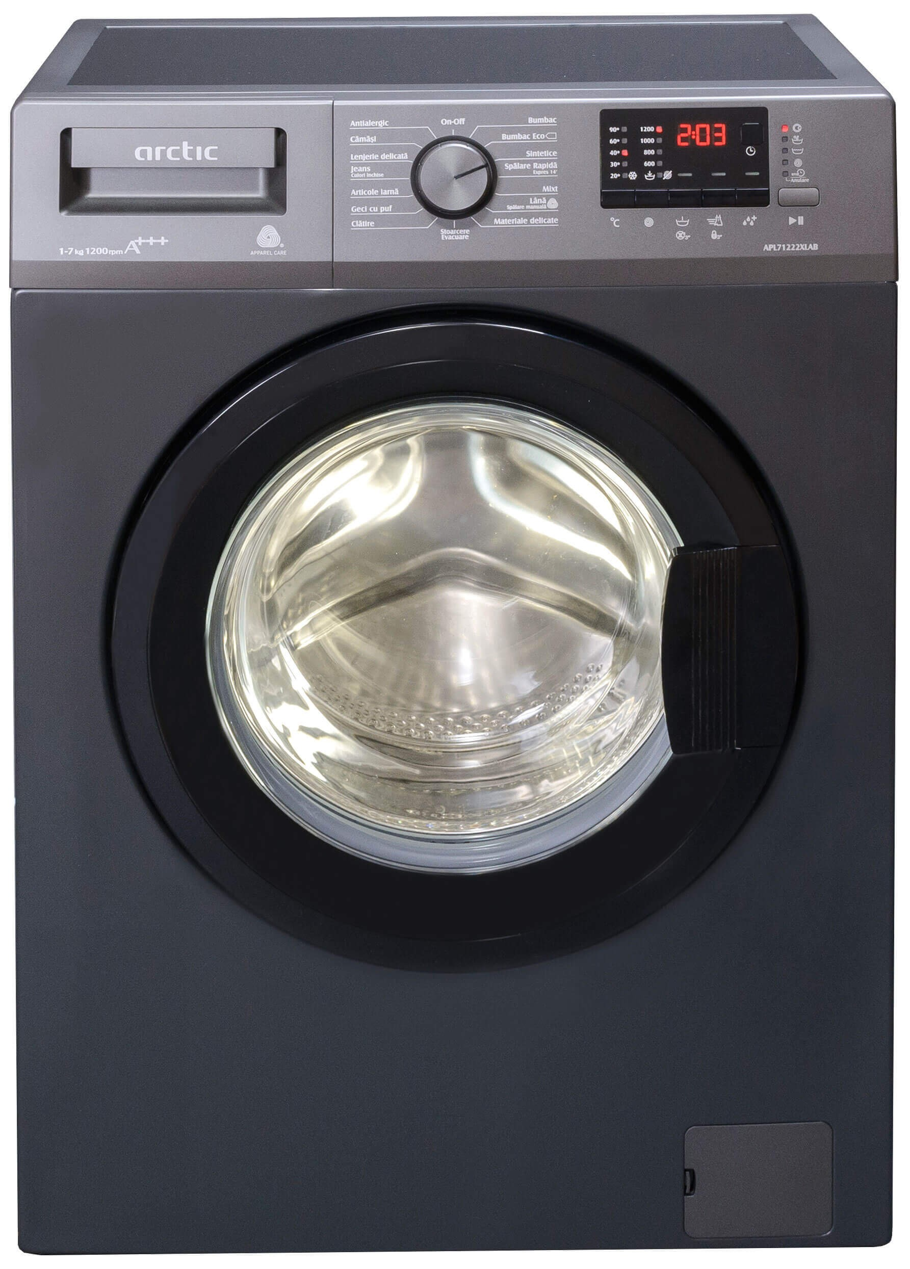 Masina de spalat rufe APL71222XLAB