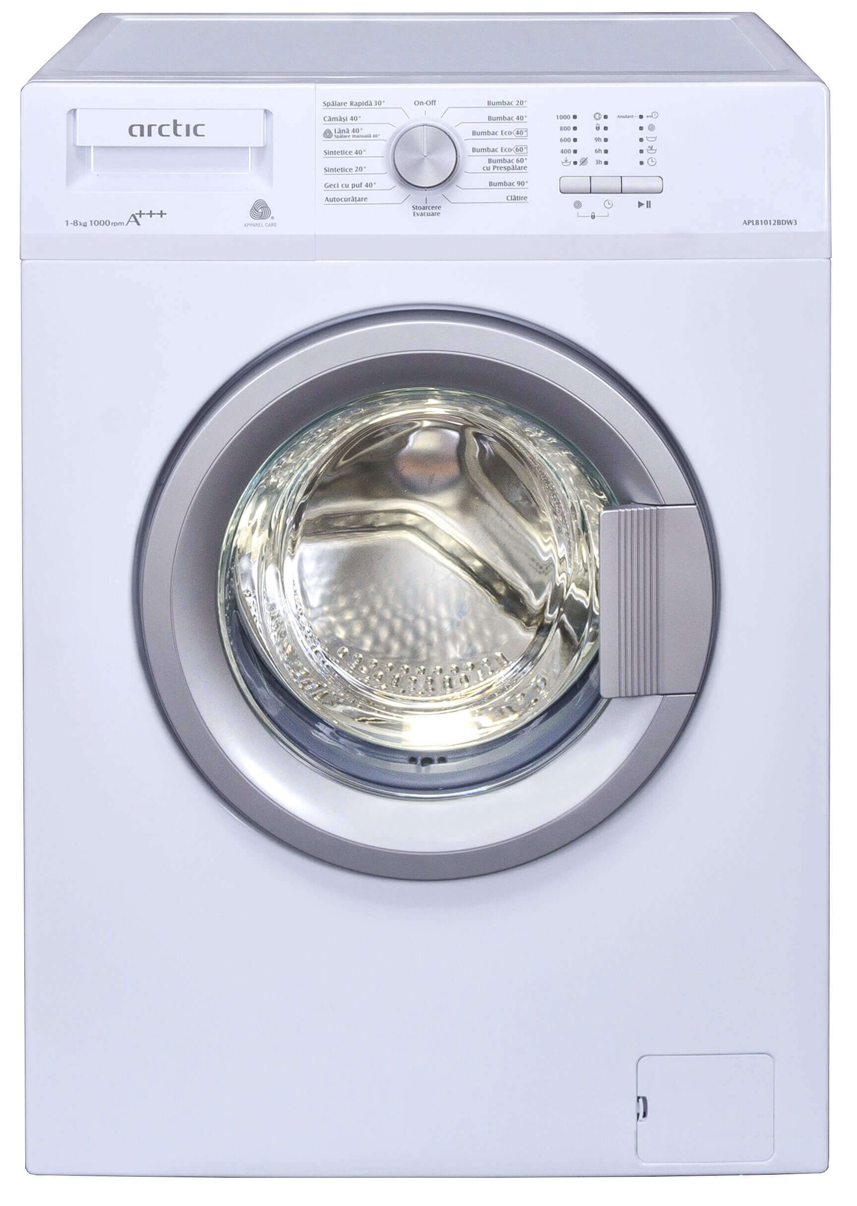 Masina de spalat rufe APL81012BDW3