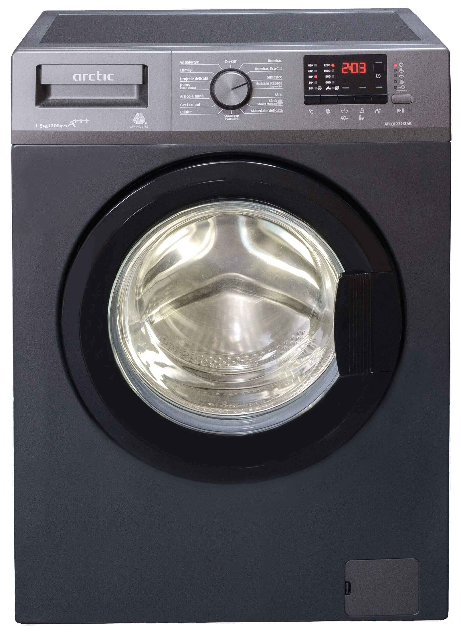 Masina de spalat rufe APL81222XLAB