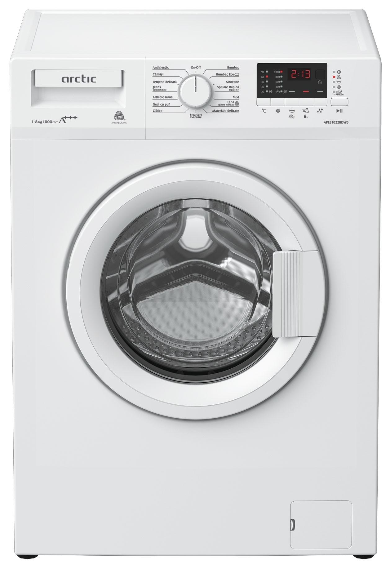 Masina de spalat rufe APL81022BDW0